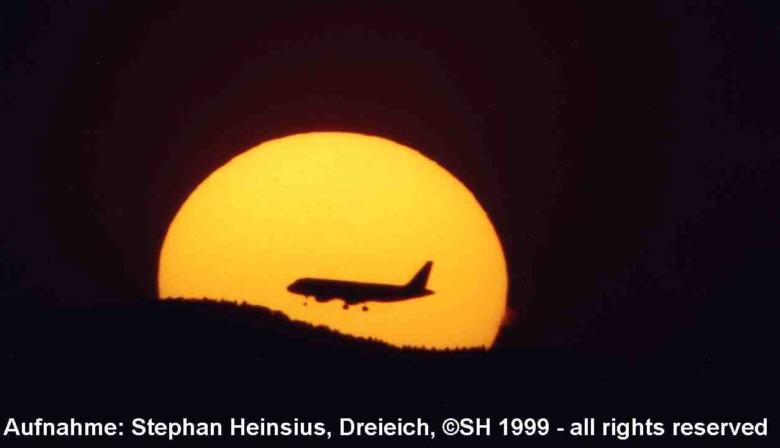 Sonnenflug 1999