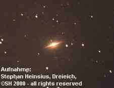 Sombrero-Galaxie