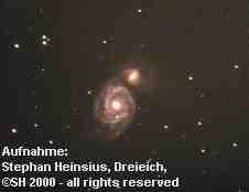 Whirlpool-Galaxie