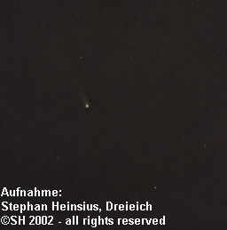 Komet Ikeya-Zhang 2002