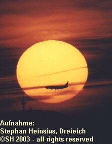 Sonnenfunkflieger
