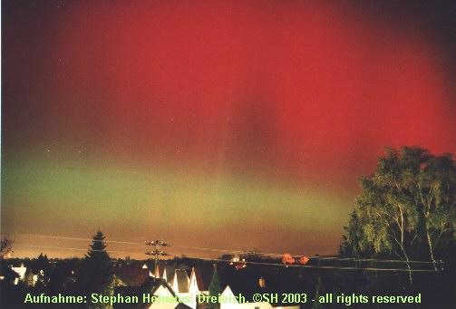 Polarlichter 2003