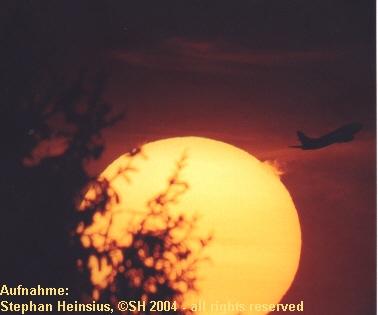 Sonnenflug 2004